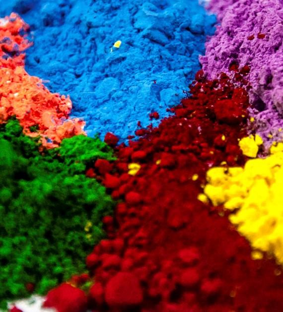 Óxidos colorantes SK