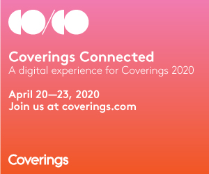 Coverings Connected, una nueva experiencia digital.