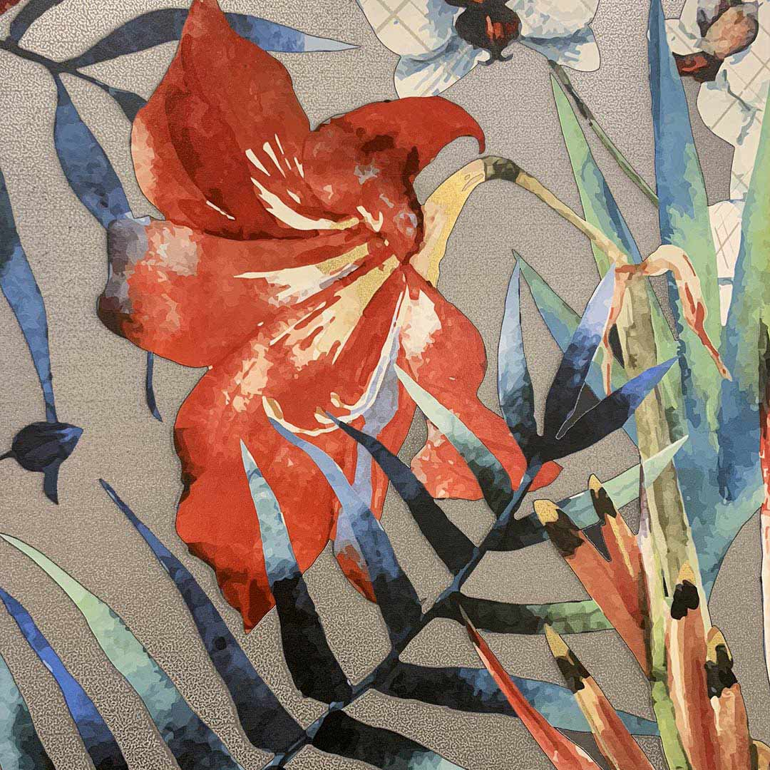 Tintas para la decoración digital a alta temperatura (1000-1050ºC)